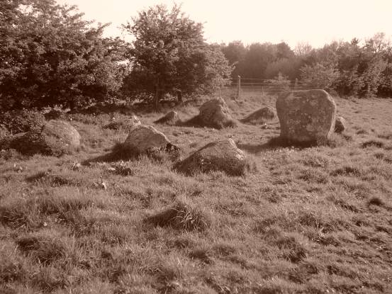 Little Meg (Stone Circle) by treehugger-uk