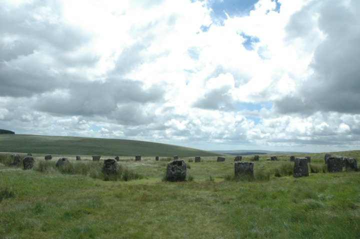 The Greywethers (Stone Circle) by Jane