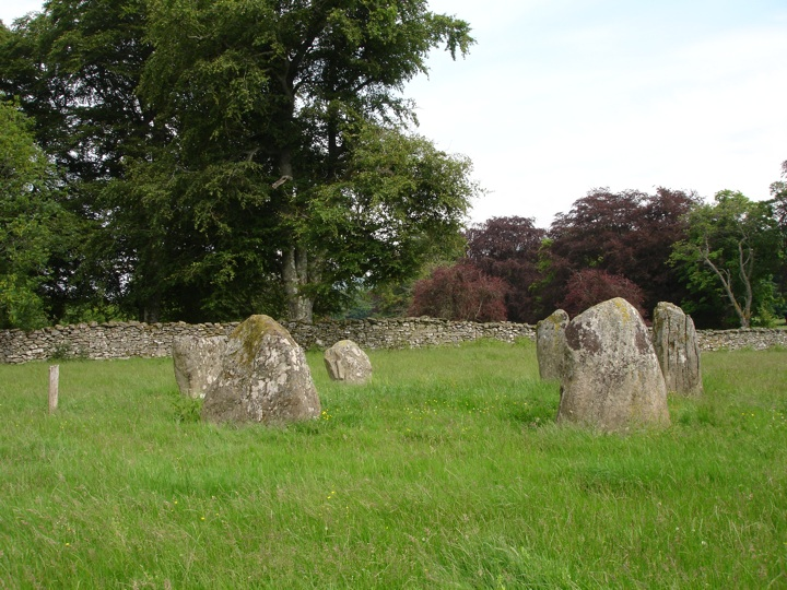 Kinnell of Killin (Stone Circle) by BigSweetie