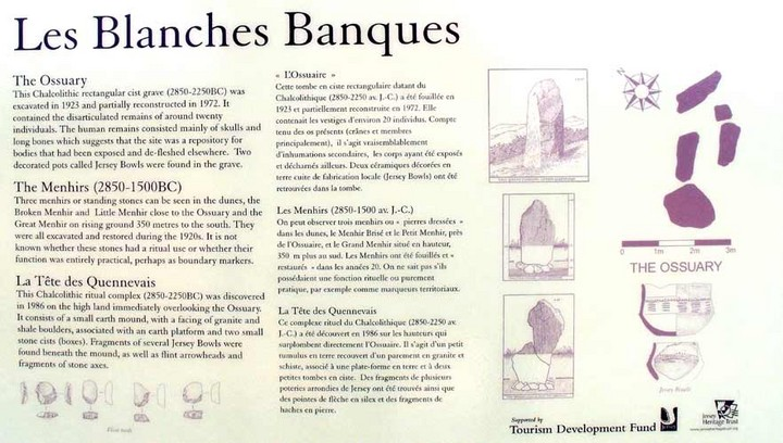 Les Blanches Banques by baza
