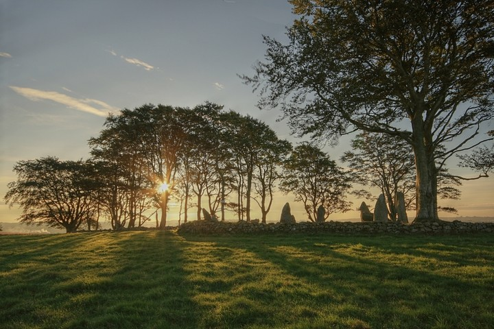 Tyrebagger (Stone Circle) by Chris