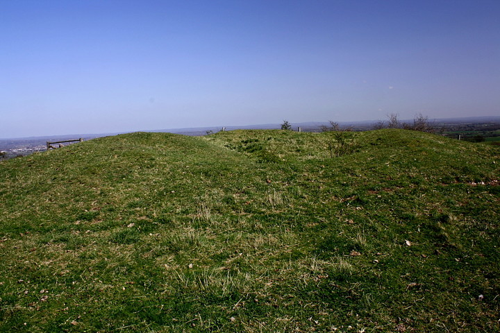 Wolstonbury Bowl Barrow (Round Barrow(s)) by GLADMAN