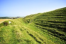 <b>Maiden Castle (Dorchester)</b>Posted by ginger tt